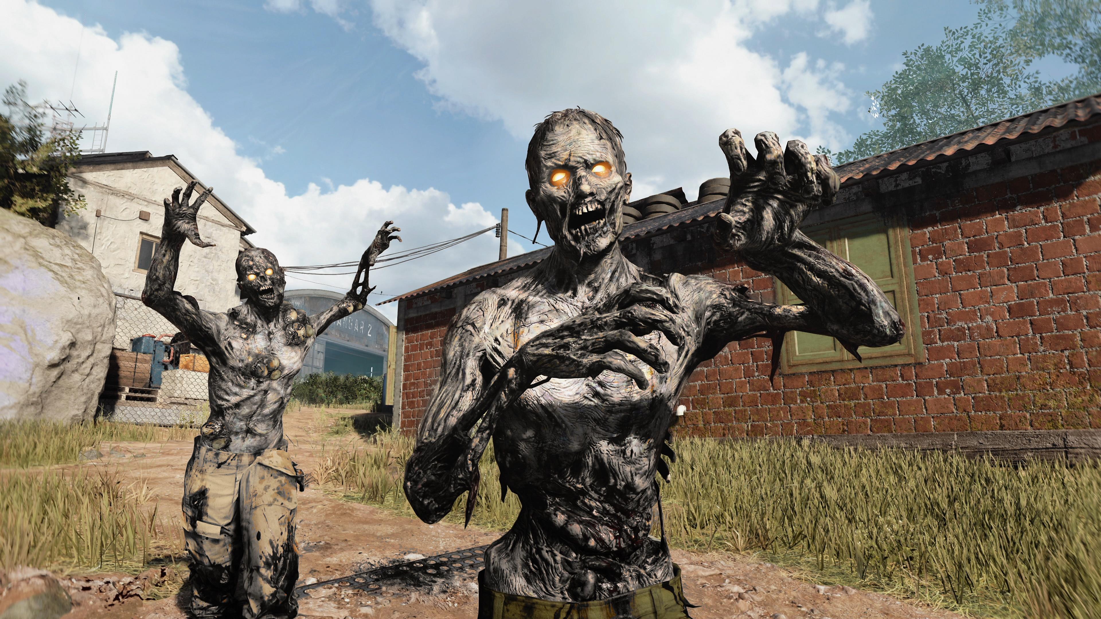 Captura de pantalla de Call of Duty: Black Ops - Cold War Zombis