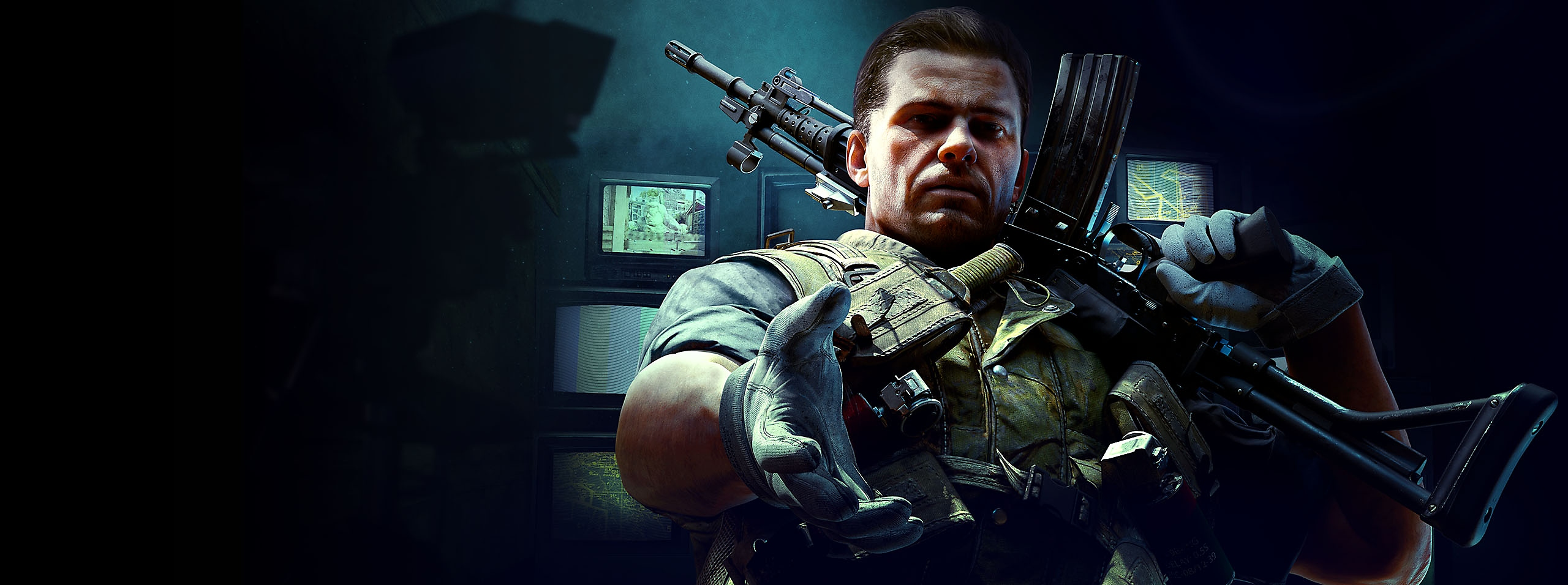 Call of Duty: Black Ops Cold War - arte clave