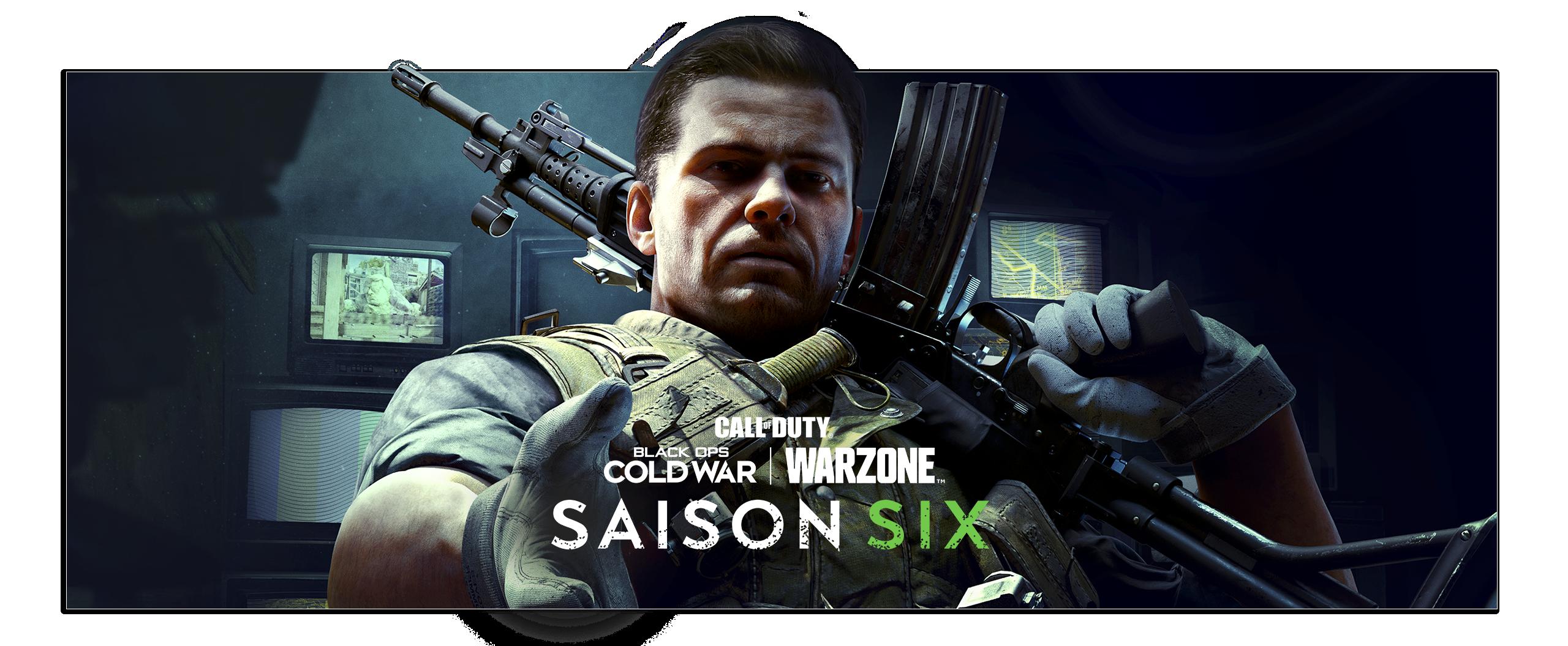 Call of Duty Black Ops Cold War Season 6 art work