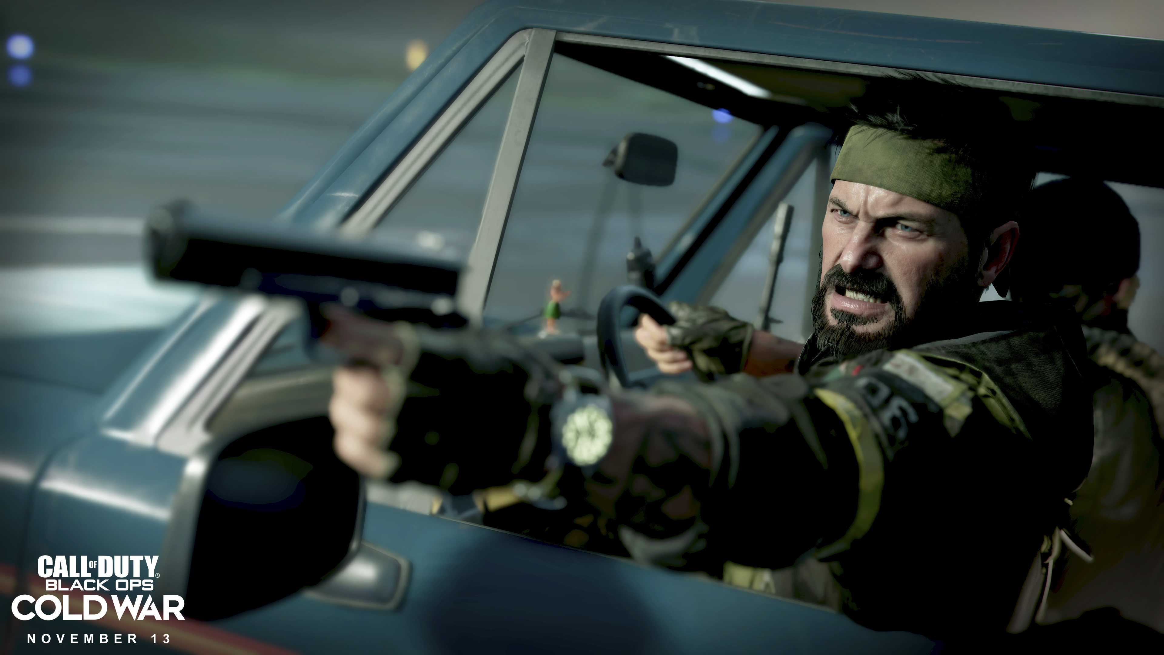 Call of Duty: Black Ops Cold War - Reveal Screenshot