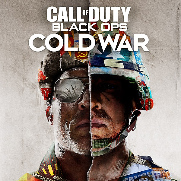 Call of Duty: Black Ops Cold War - Arte de tienda