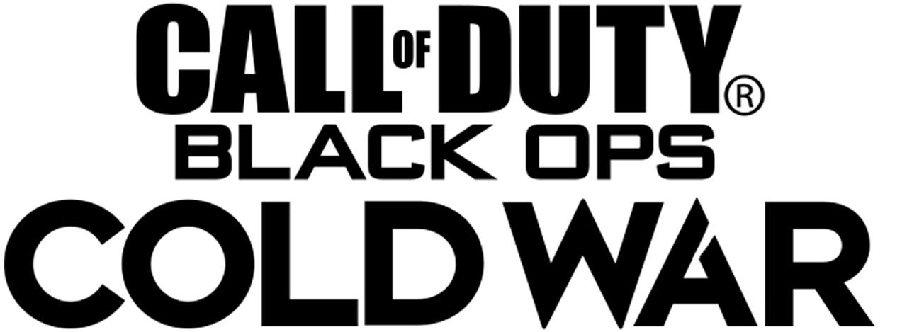 Black Ops Cold War - Logotipo