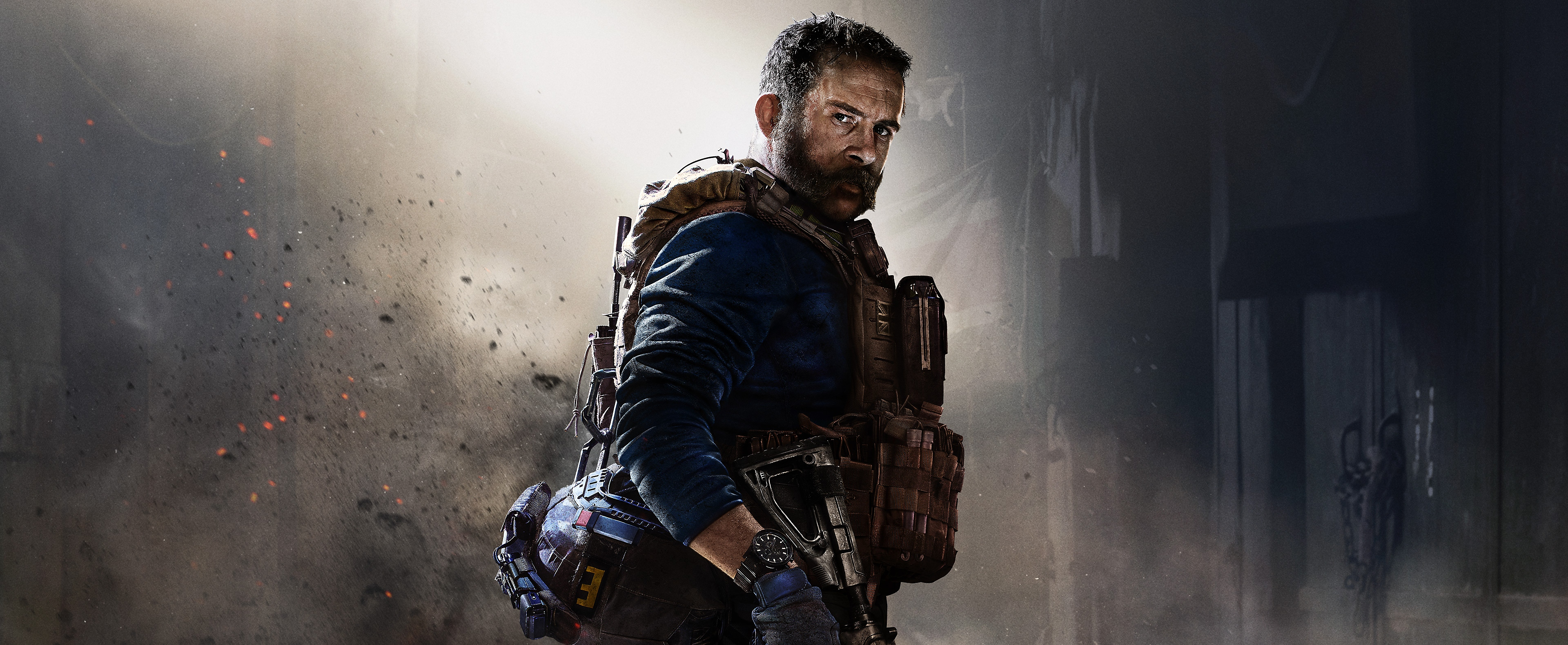 Call of Duty: Modern Warfare - official key art
