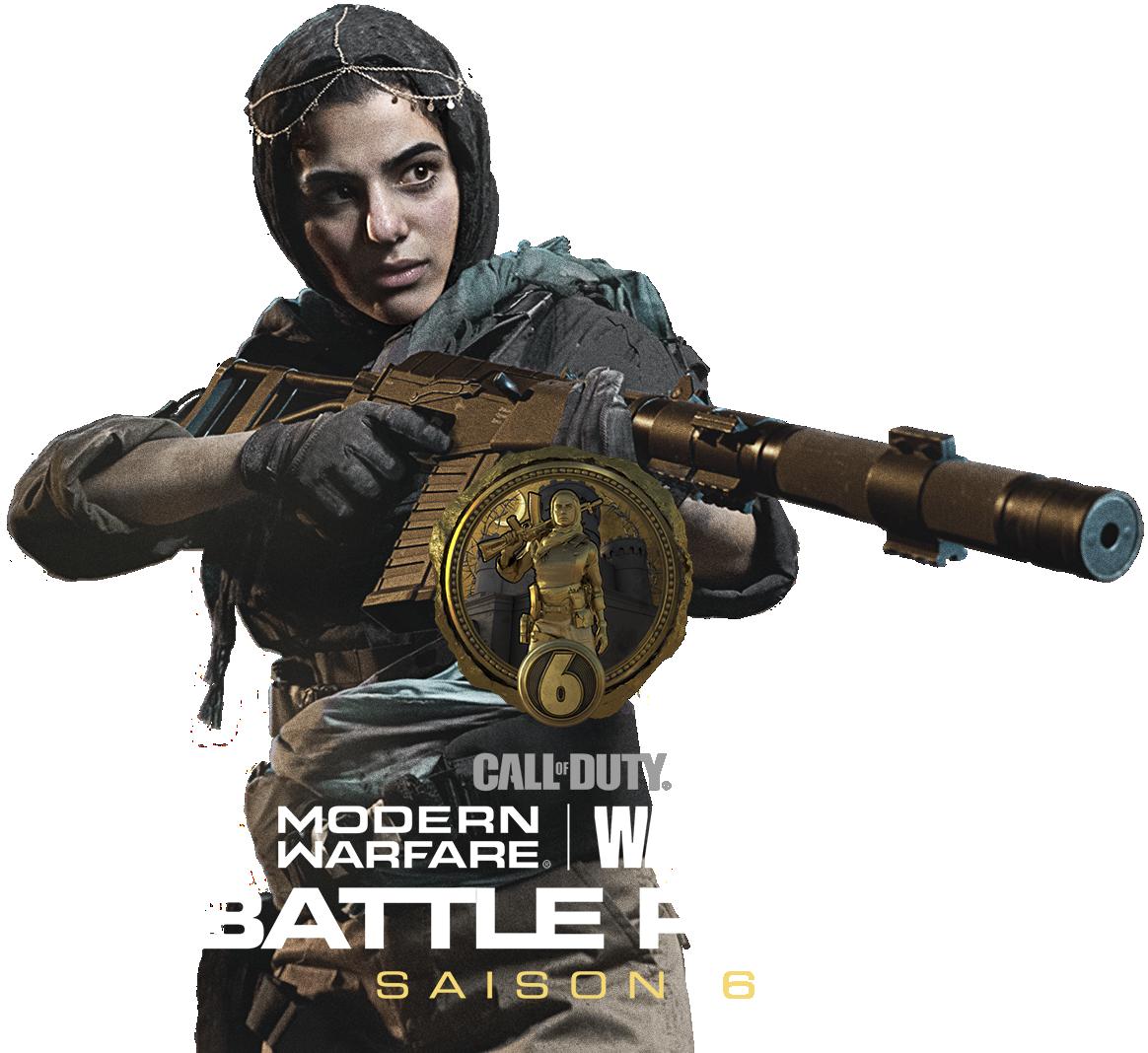 Call of Duty: Modern Warfare – Battlepass