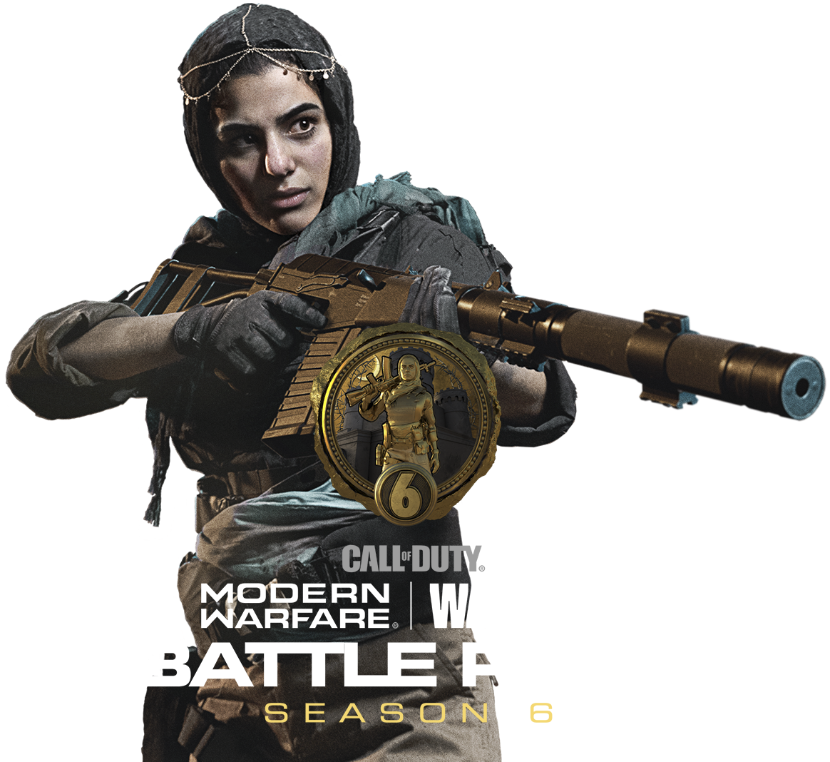 Call of Duty Modern Warefare Battlepass