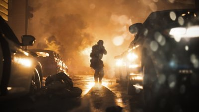 Call of Duty: Modern Warfare - Captura de pantalla de gameplay