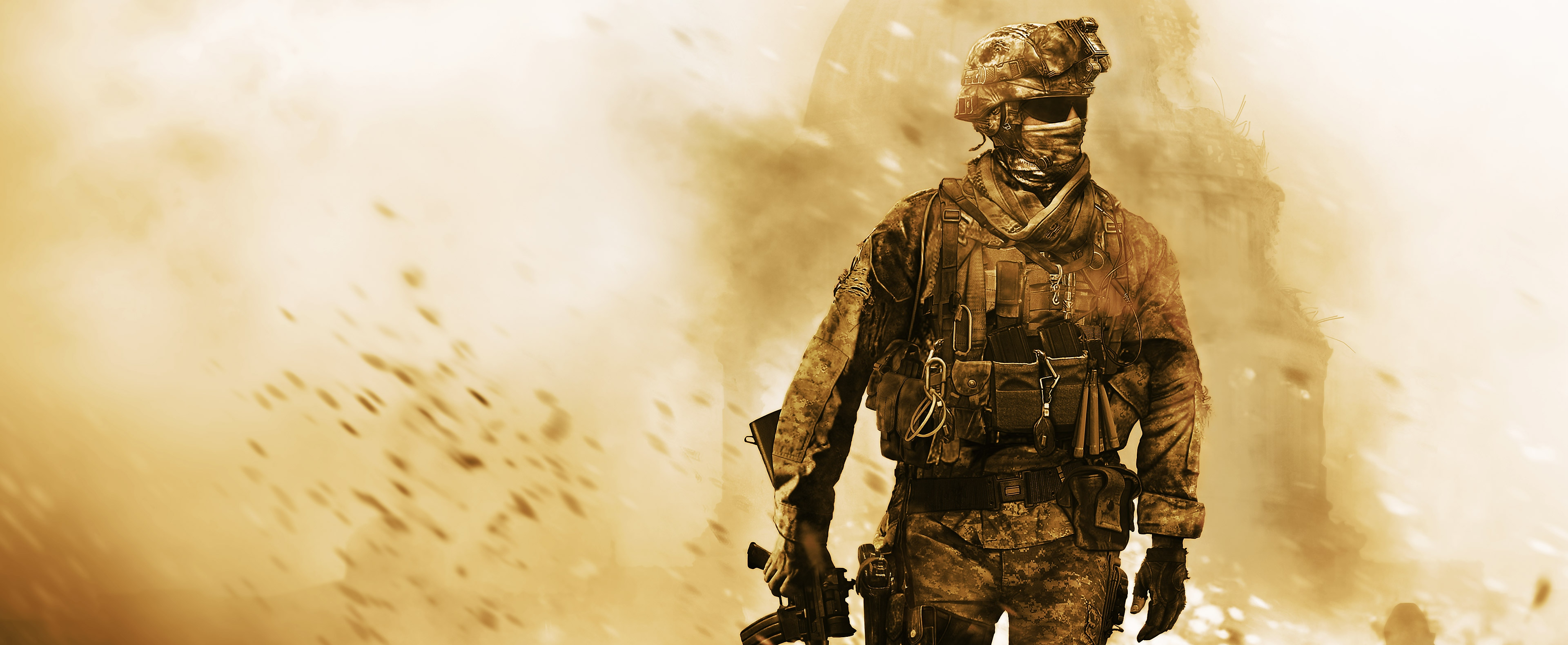Call of Duty Modern Warfare 2 Campaña Remasterizada - Arte de héroe