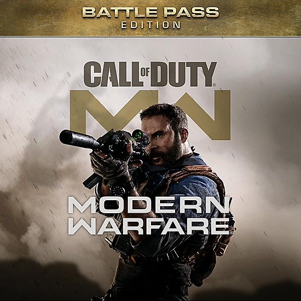 Call of Duty: Modern Warfare - Battle Pass Edition packshot