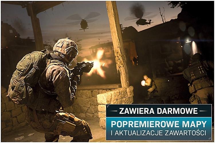 Call of Duty: Modern Warfare – zrzut ekranu z rozgrywki