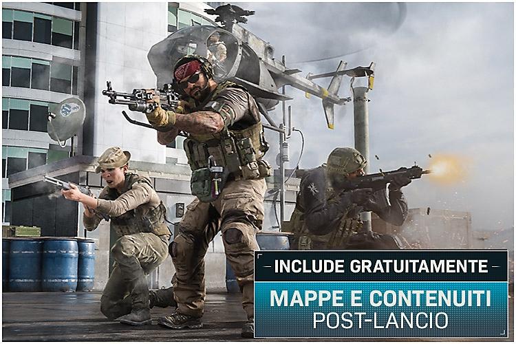 Call of Duty: Modern Warfare - Istantanea della schermata di gioco