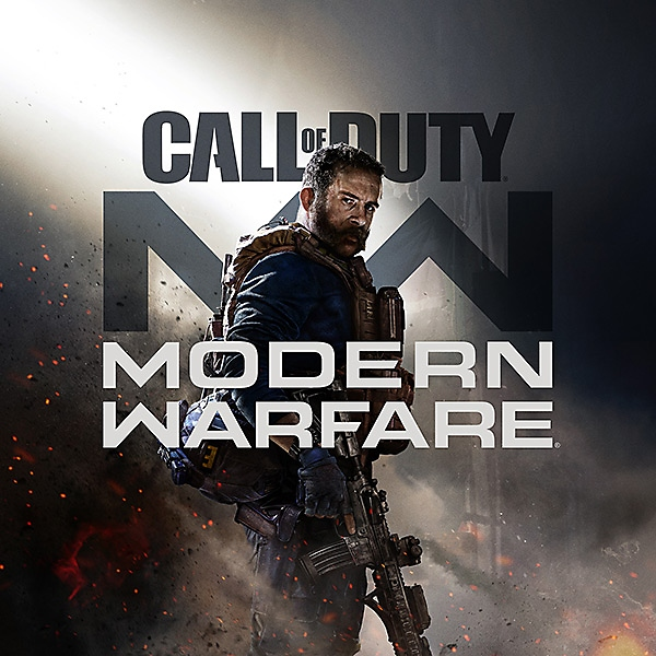 Call of Duty: Modern Warfare - Standard Edition packshot