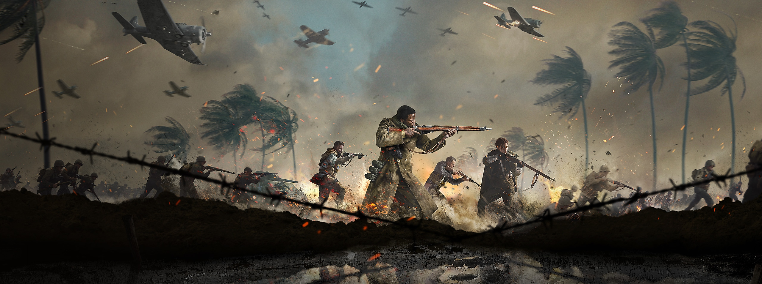 Call of Duty: Vanguard - Arte principal