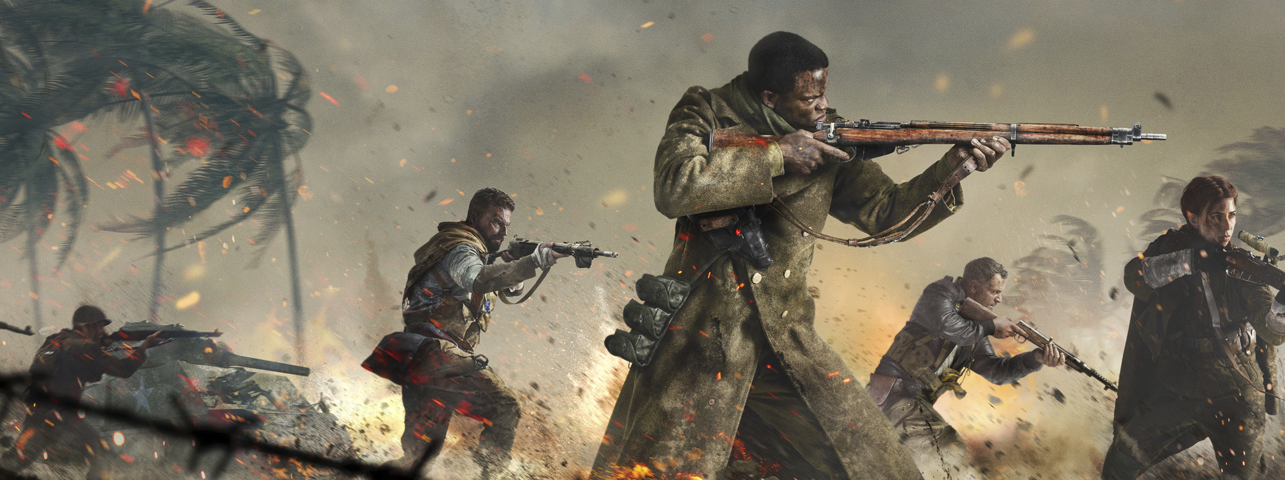 Arte principal de Call of Duty Vanguard