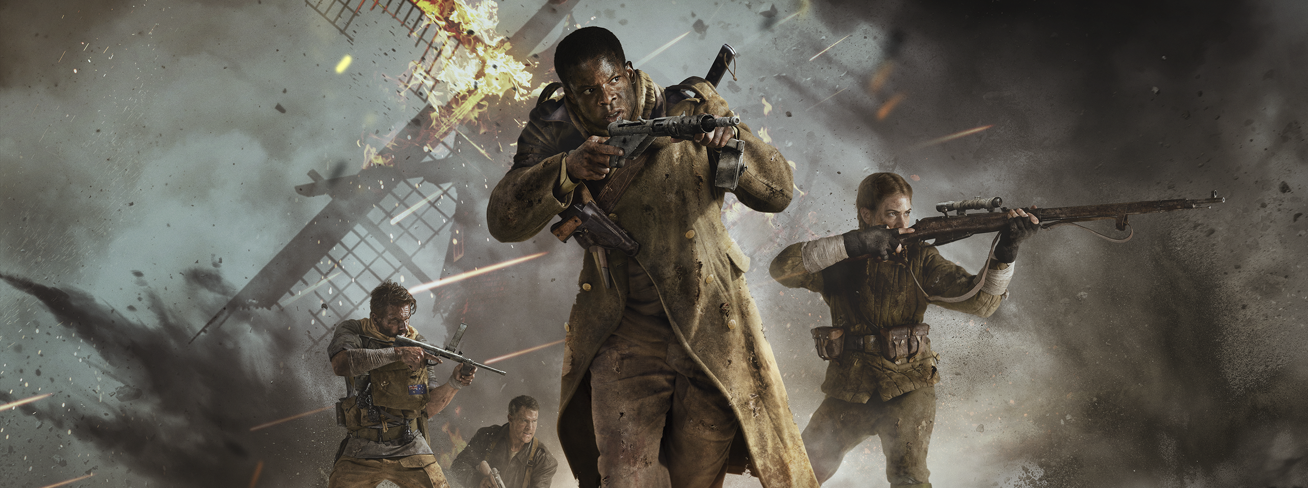 Call of Duty: Vanguard - Open Beta Key Art