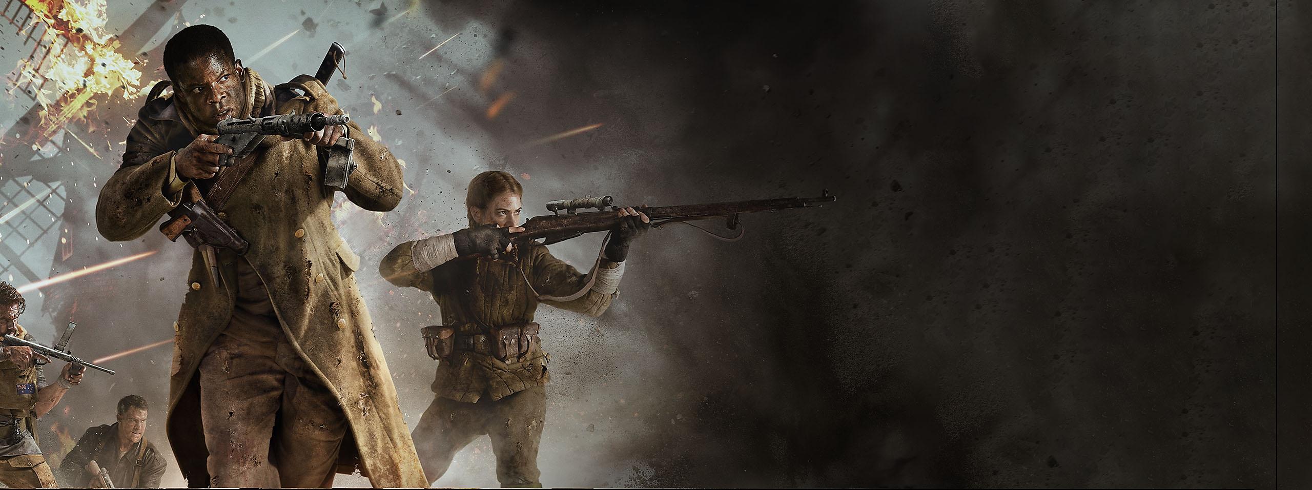 Call of Duty Vanguard – otvorená betaverzia – grafika