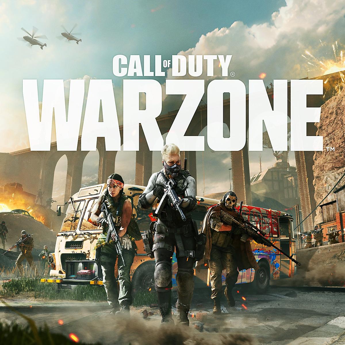 Mejora de EXP gratis de Warzone