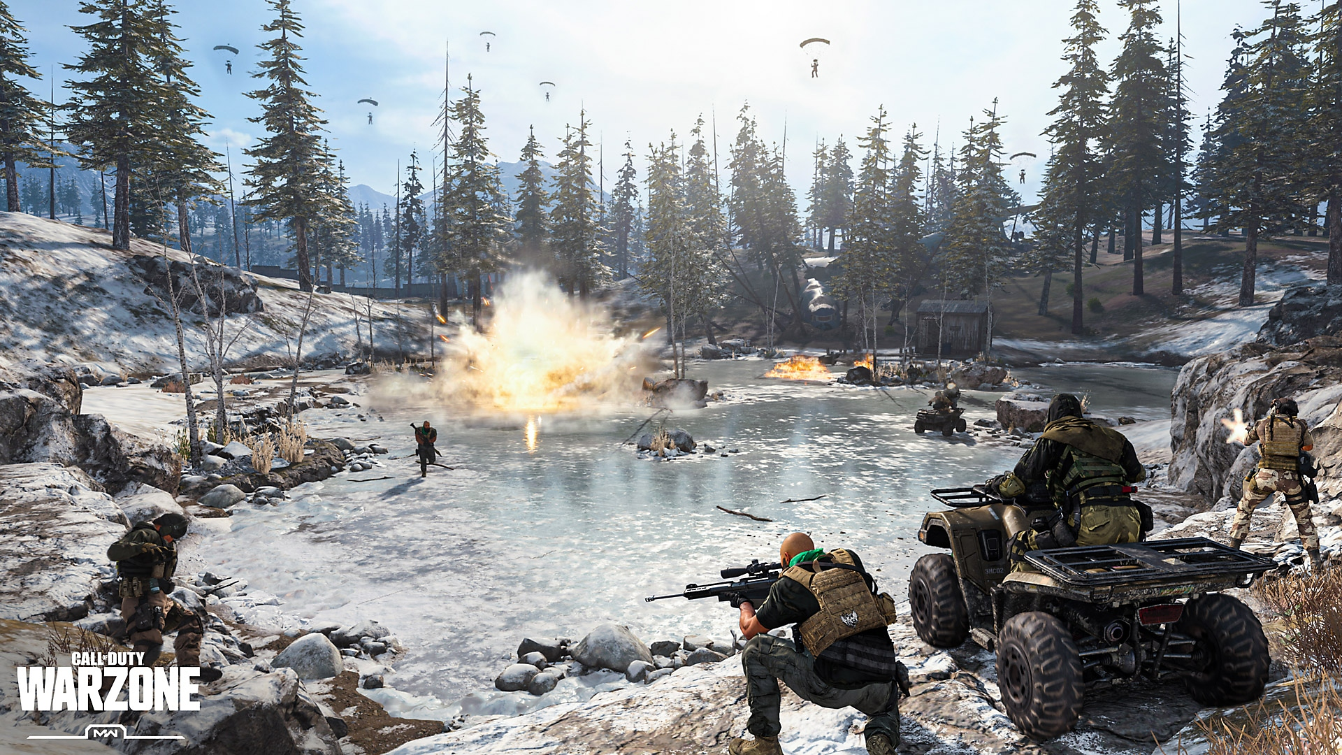 Call of Duty Warzone screenshot