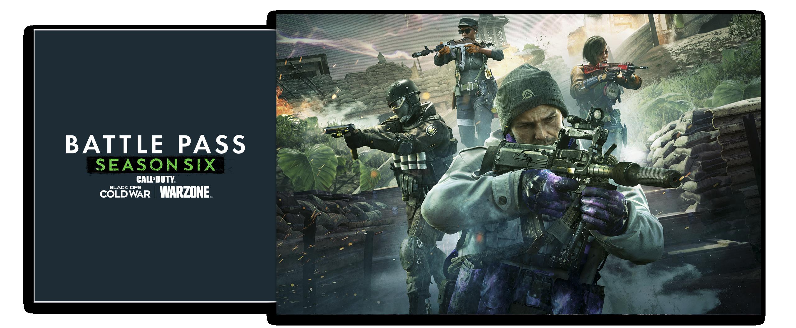 Call of Duty Battle Pass – grafika