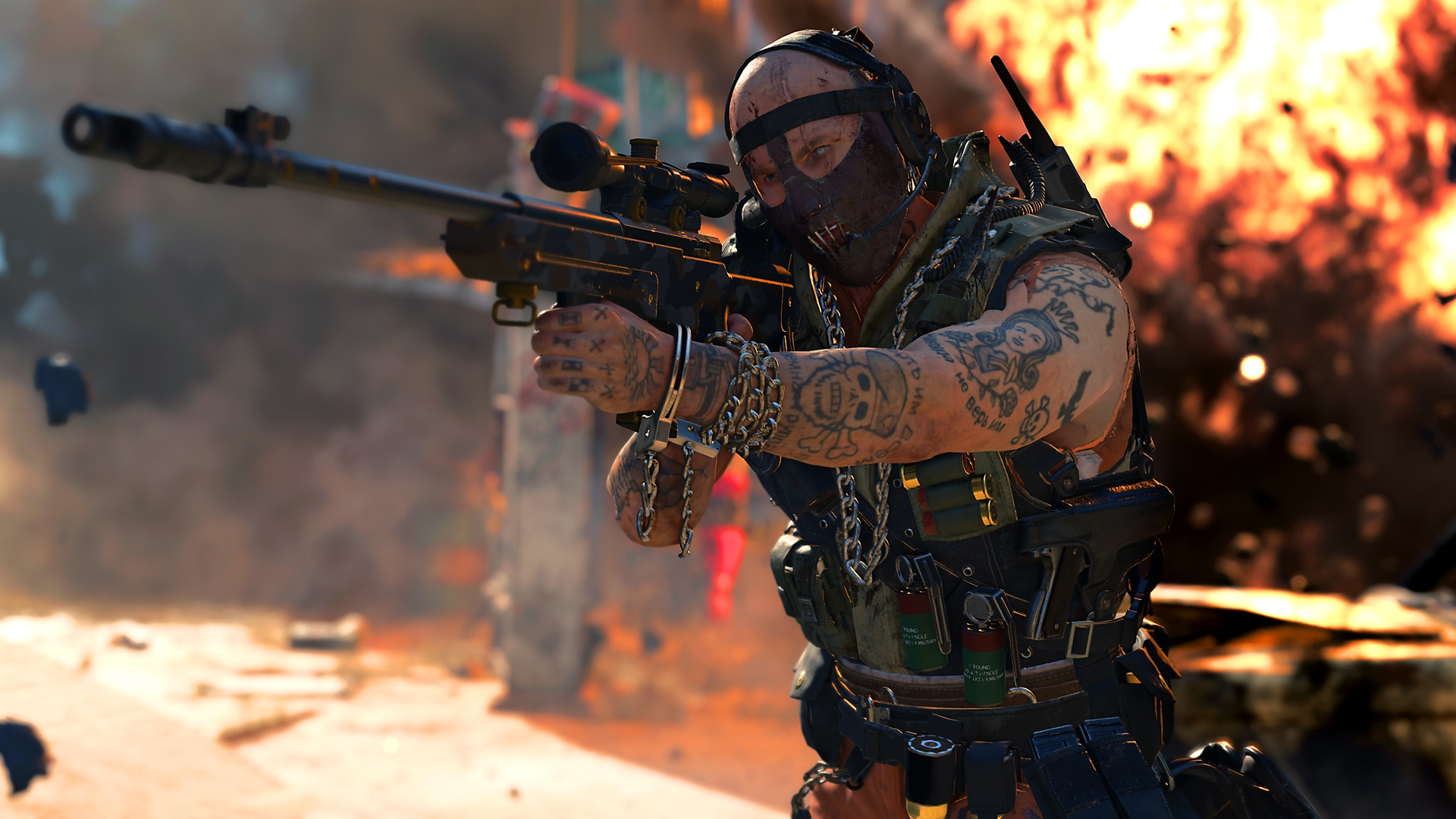 Call of Duty:Warzone - screenshot