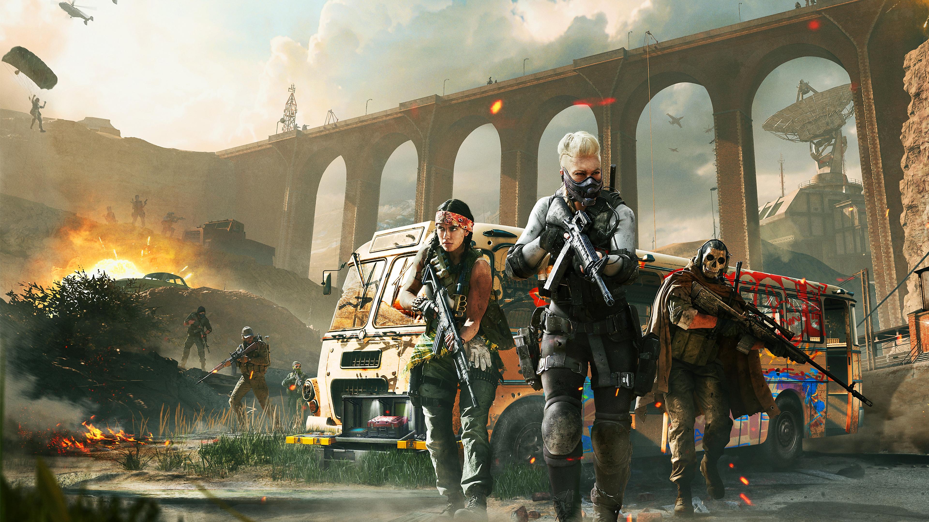 Call of Duty Warzone artwork