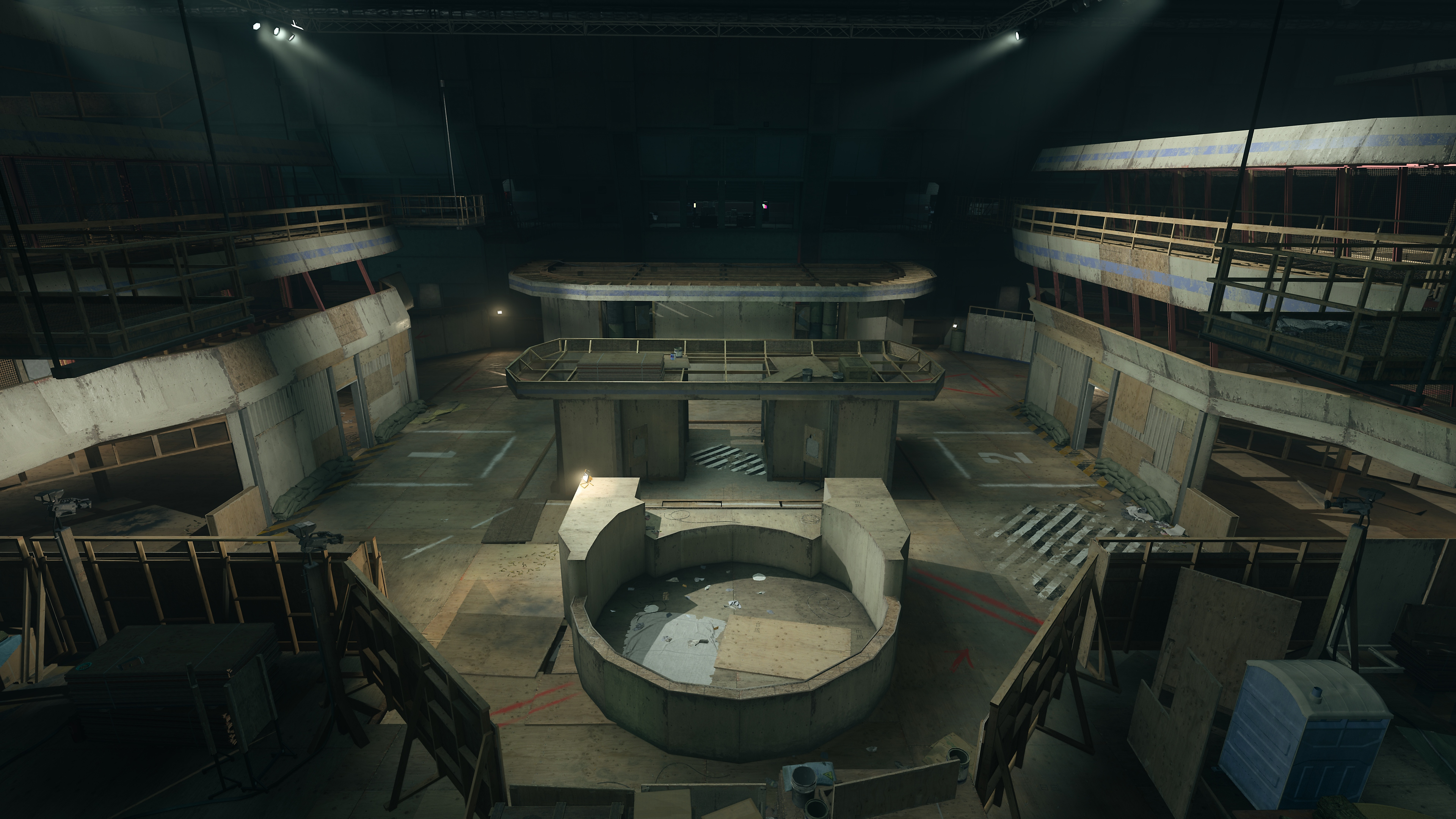 Call of Duty Warzone gulag screenshot