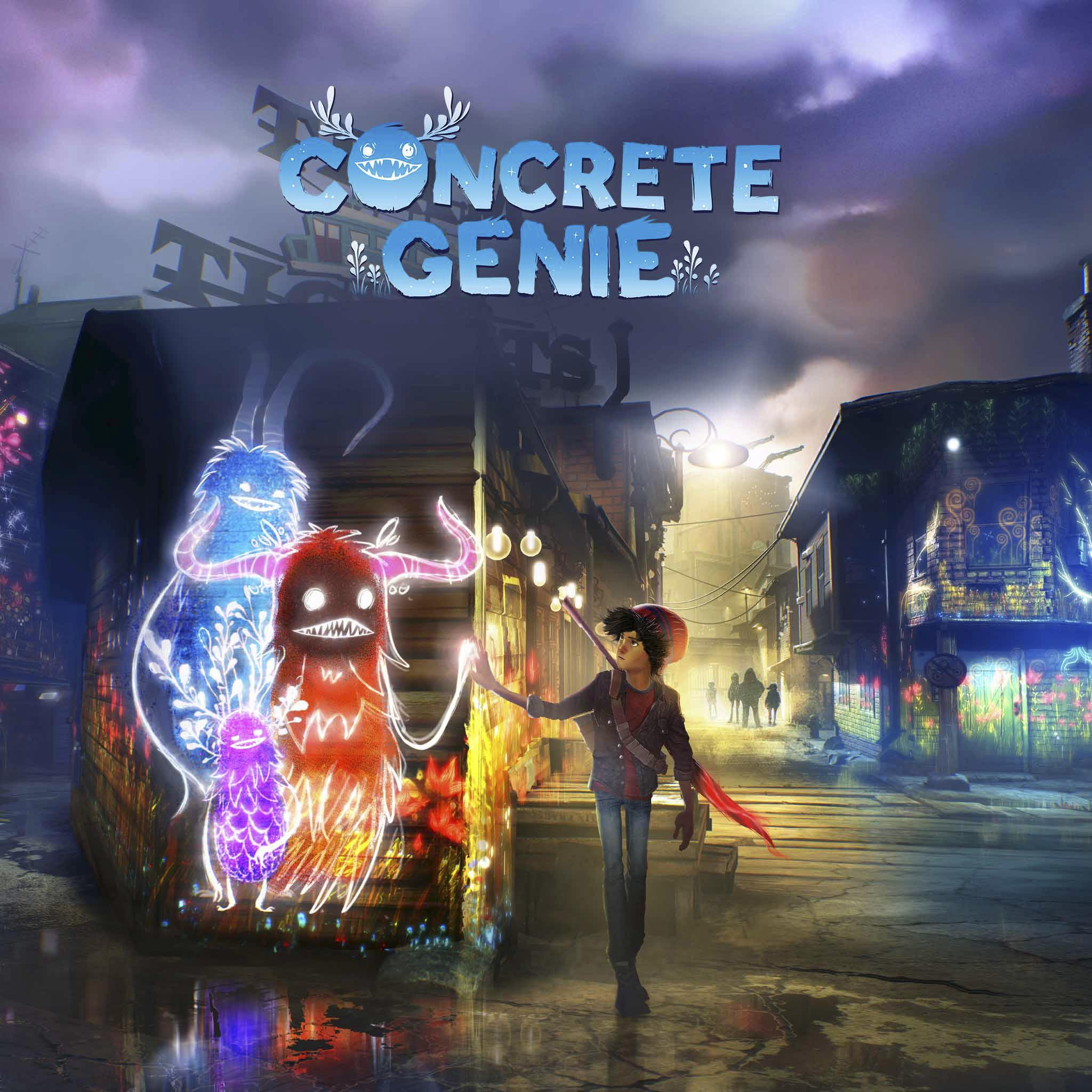 concrete genie standard edition