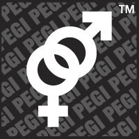PEGI Sex icon