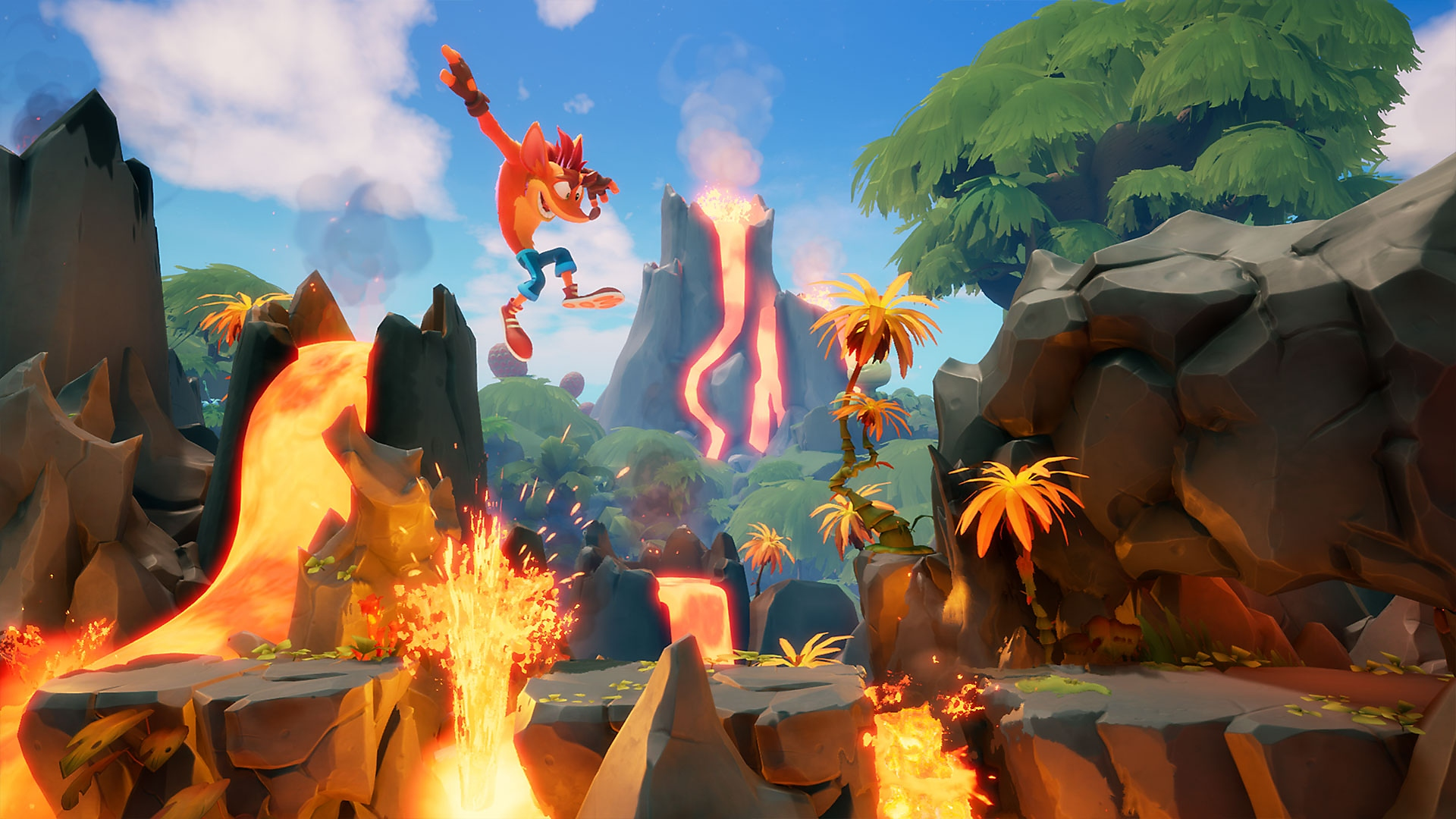 Crash Bandicoot 4: It's About Time – Captură de ecran