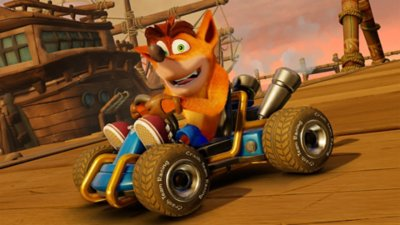لعبة Crash Bandicoot