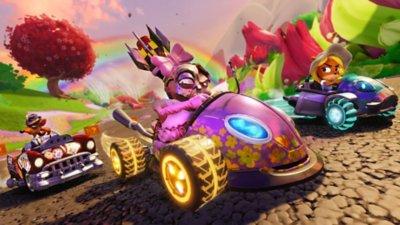 لعبة Crash Team Racing Nitro-Fueled