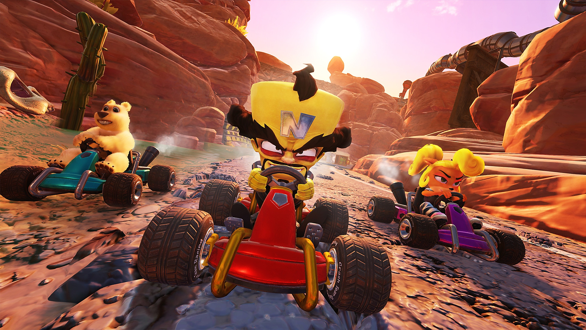Crash Team Racing - Istantanea