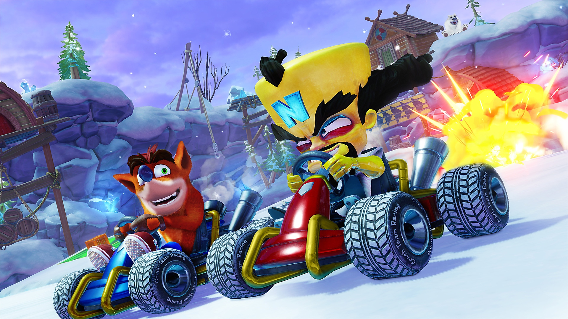 Crash Team Racing - Screenshot