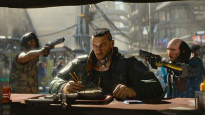 Cyberpunk 2077 - Captura de pantalla de galería 1