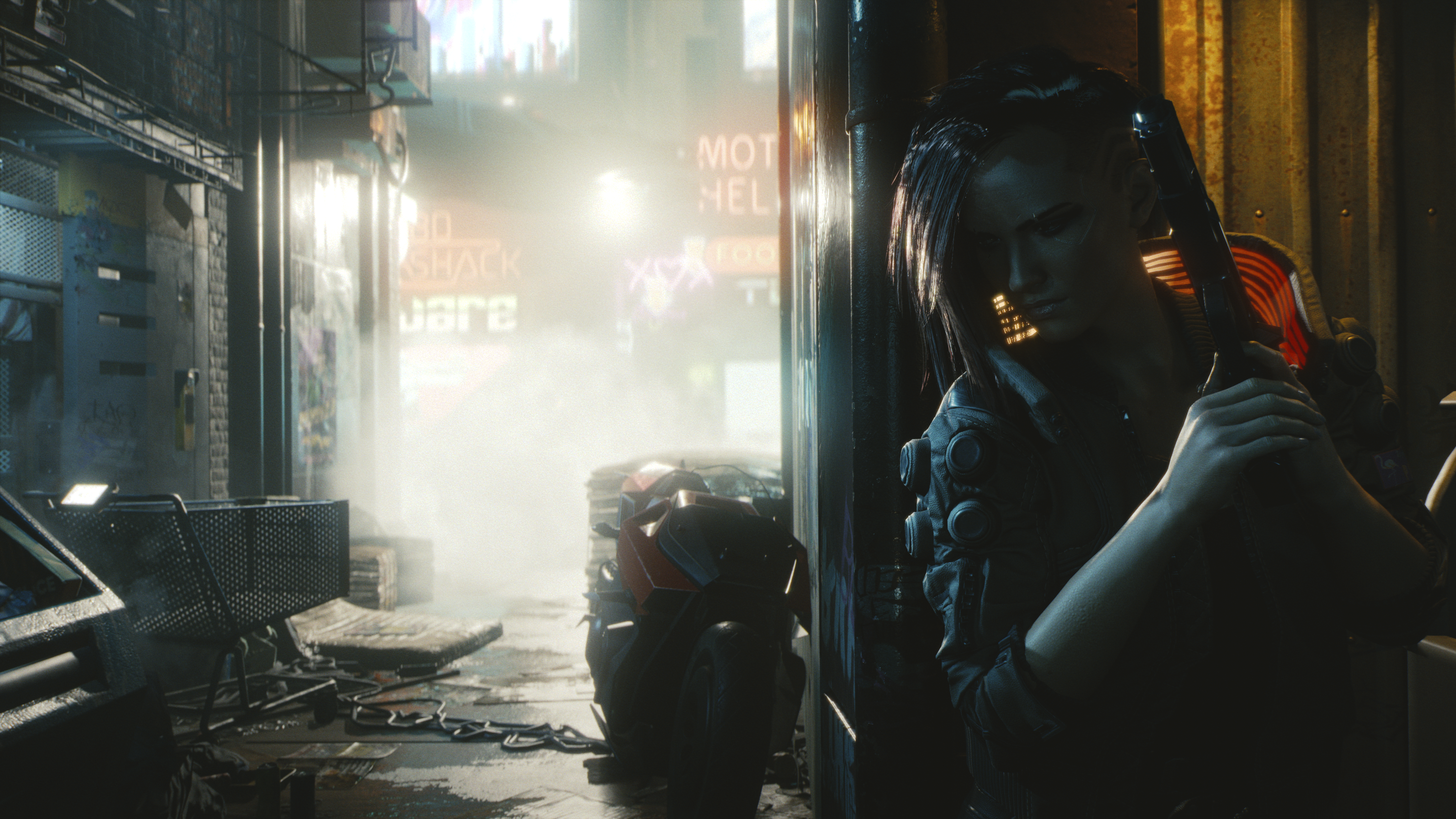 Cyberpunk 2077 - Explore the Future - Key Features Screenshot