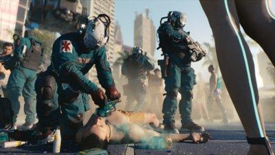 Cyberpunk 2077 - Captura de pantalla de galería 2