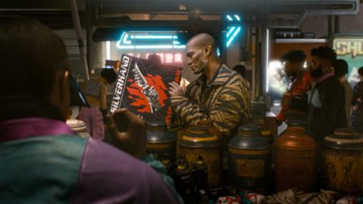 Cyberpunk 2077 - Captura de pantalla de galería 14