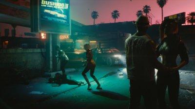 Cyberpunk 2077 - Captura de pantalla de galería 11