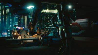 Cyberpunk 2077 - Captura de pantalla de galería 13