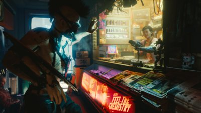 Cyberpunk 2077 - Captura de pantalla de galería 9