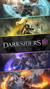 darksiders iii mobile wallpaper