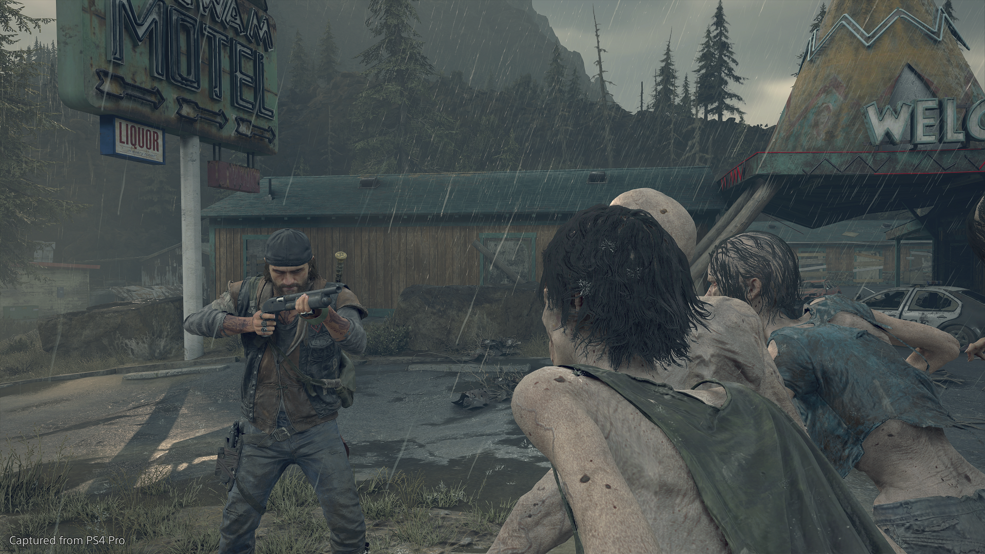 days gone-bild