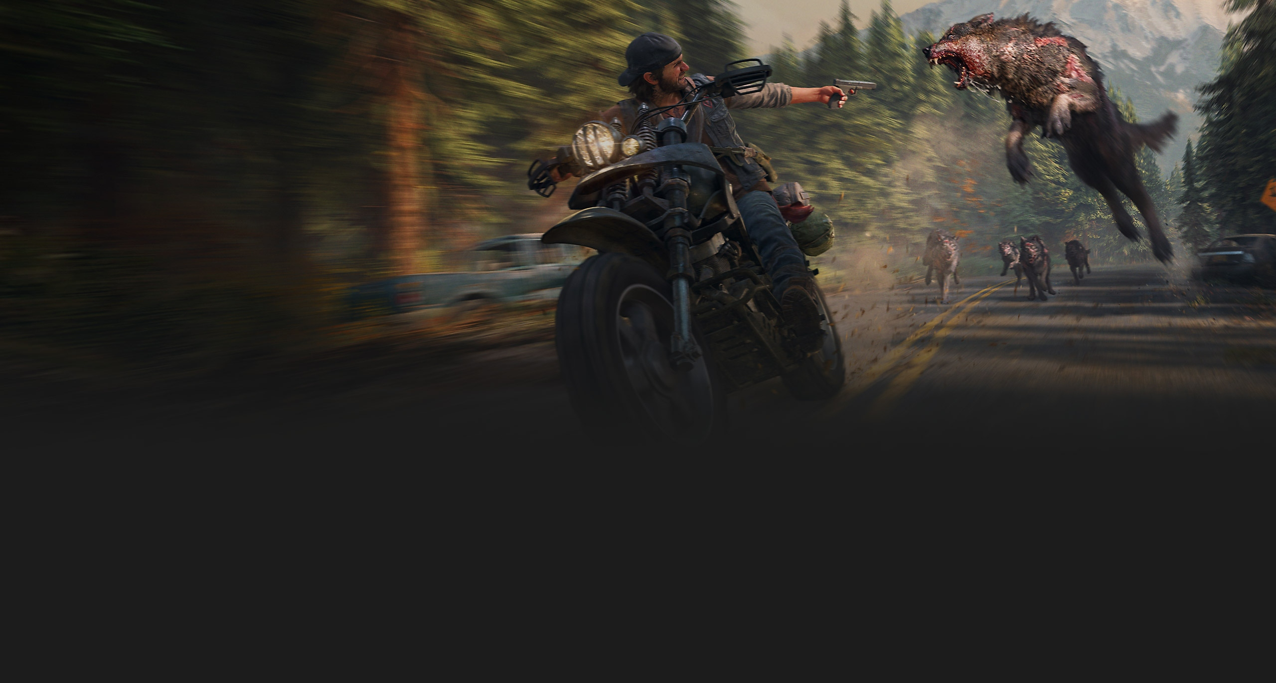 Tu guía de supervivencia para el traicionero mundo de Days Gone