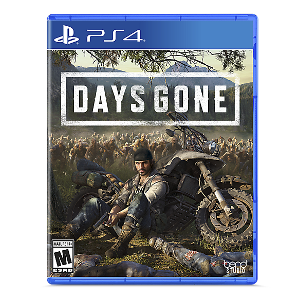days gone blu ray