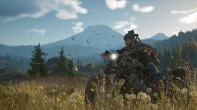 captura de pantalla days gone pc