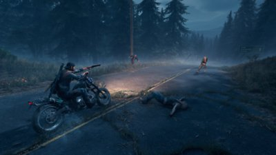 days gone – pc-skärmbild