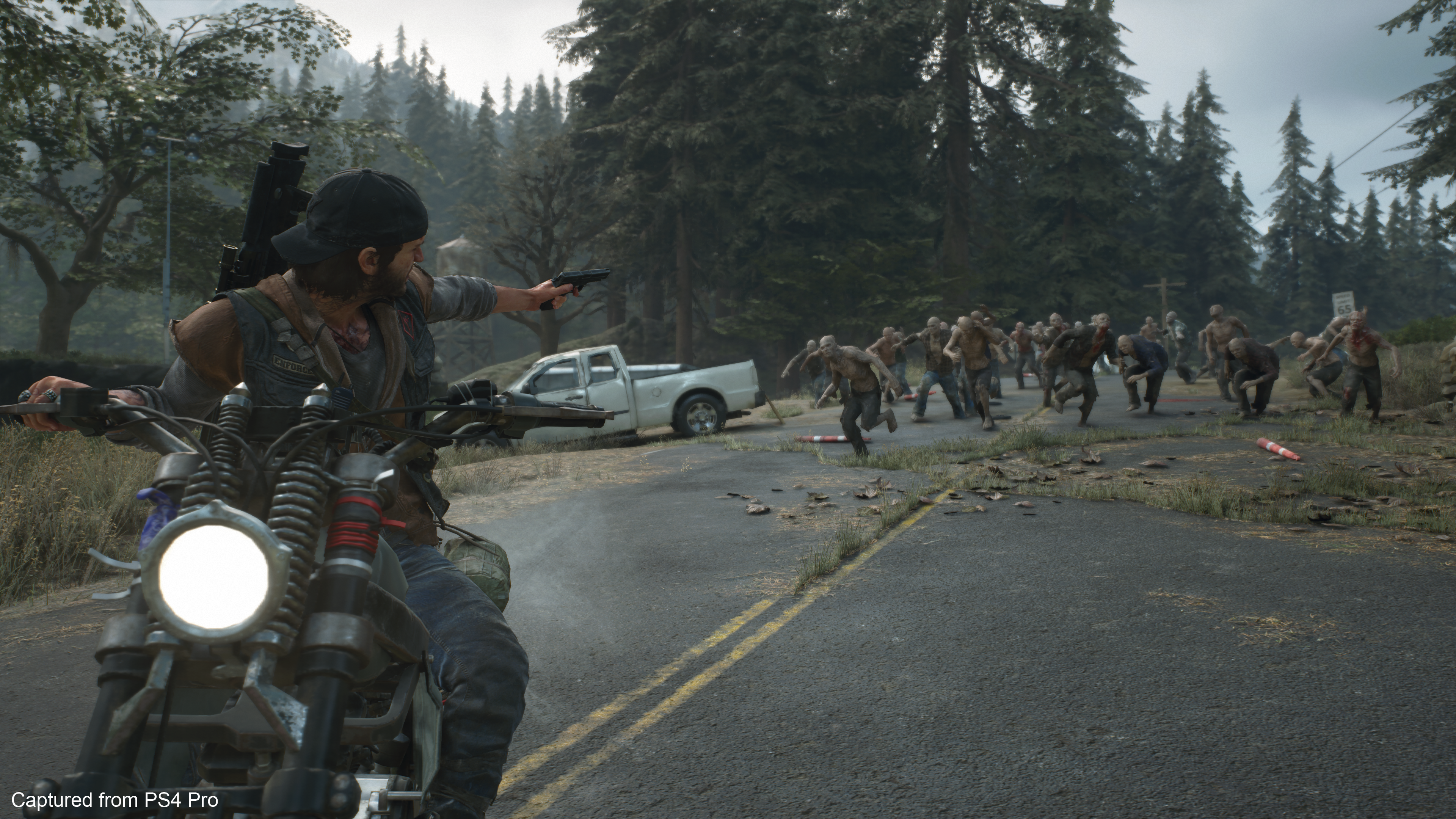 days gone – captură de ecran