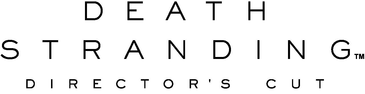 شعار DEATH STRANDING إصدار المخرج