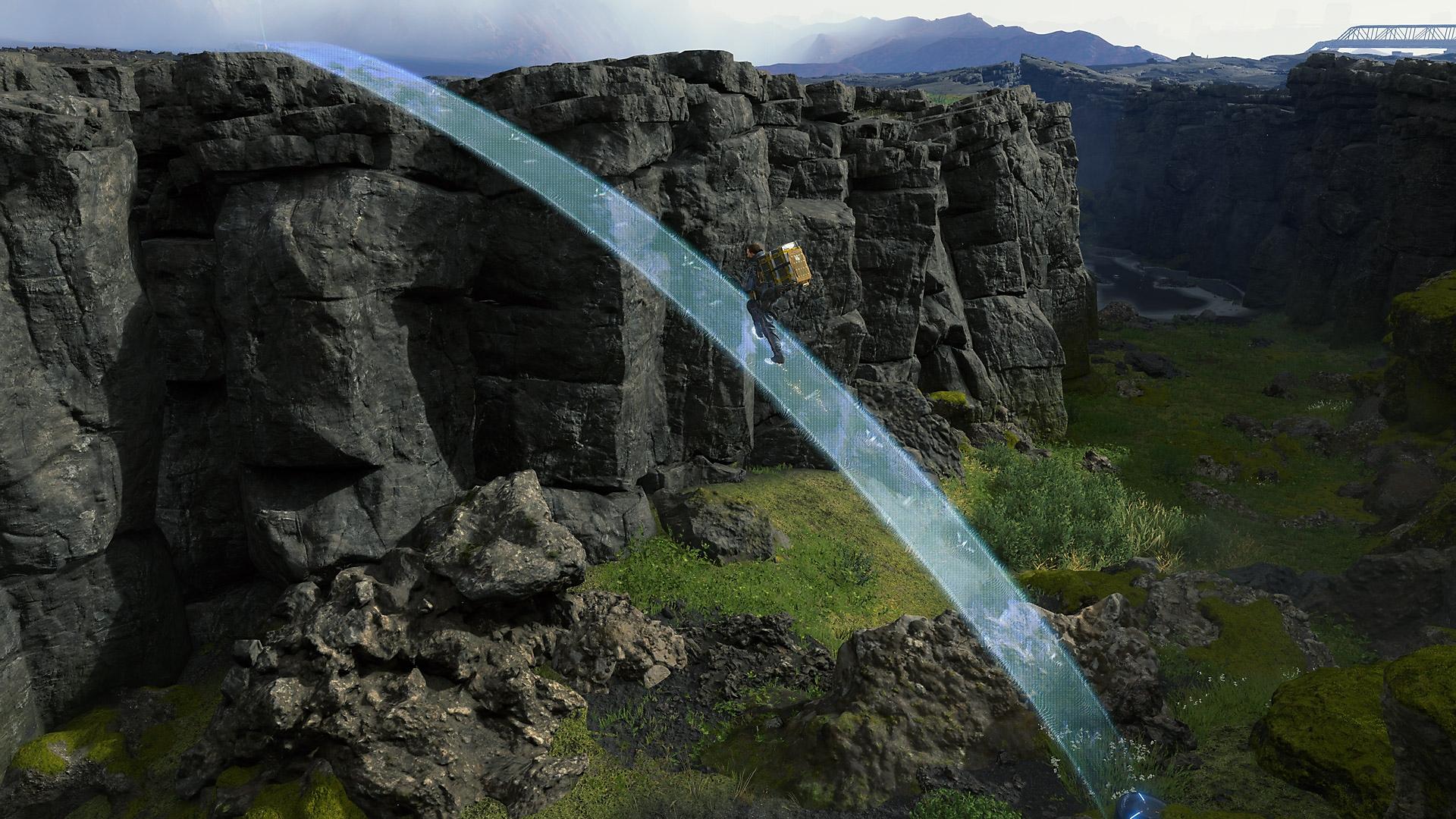 Chiral Bridges - screenshot