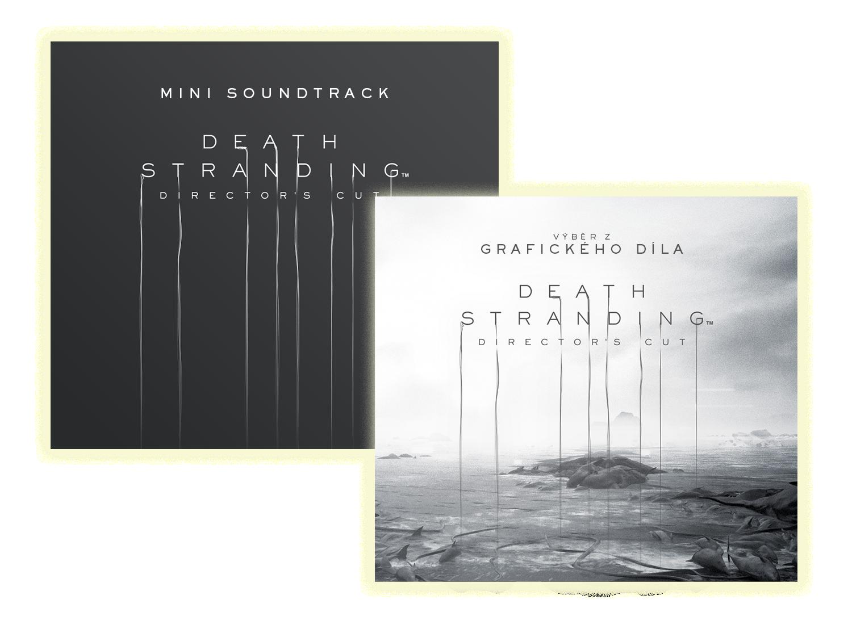 Soundtrack a knížka s výtvarnými návrhy