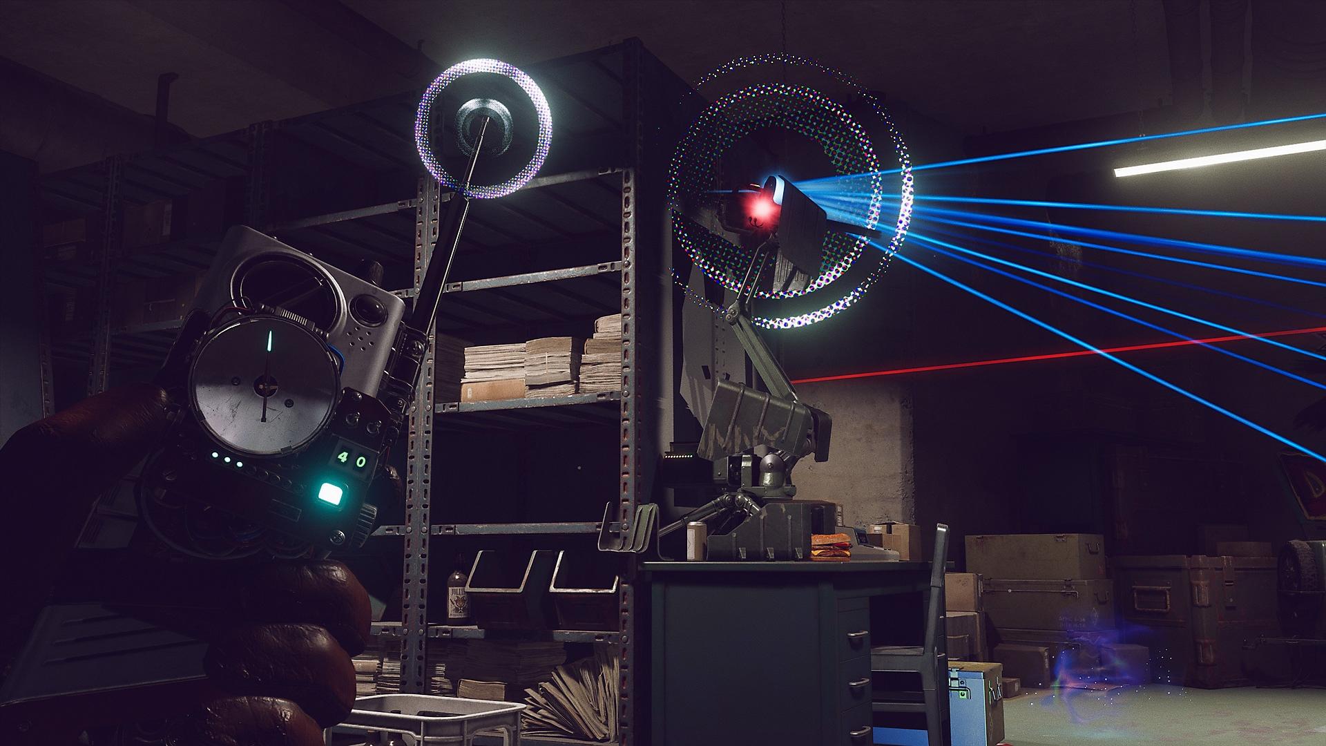 DEATHLOOP gameplay screenshot